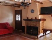 Casa rural Bubion_salon
